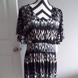 NWT Studio West 2X 22/24W Dress
